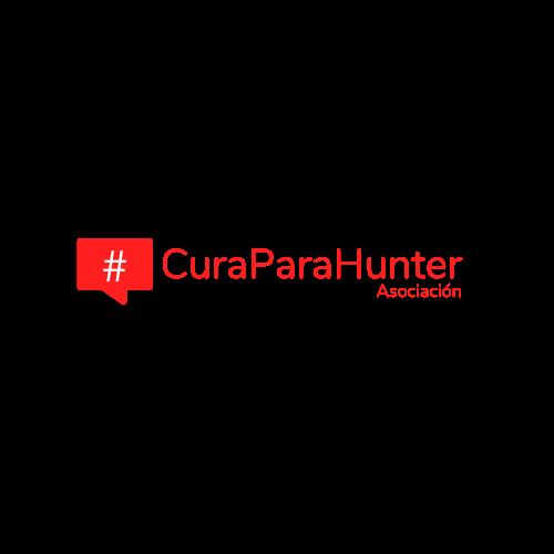 Logo CuraParaHunter ROJO